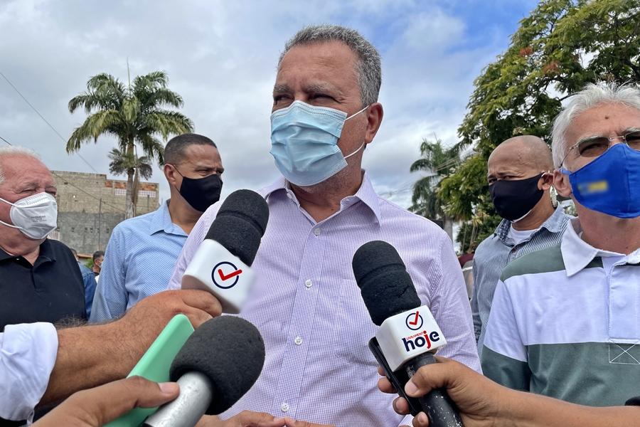 Rui Costa faz apelo para que população não aglomere no São João