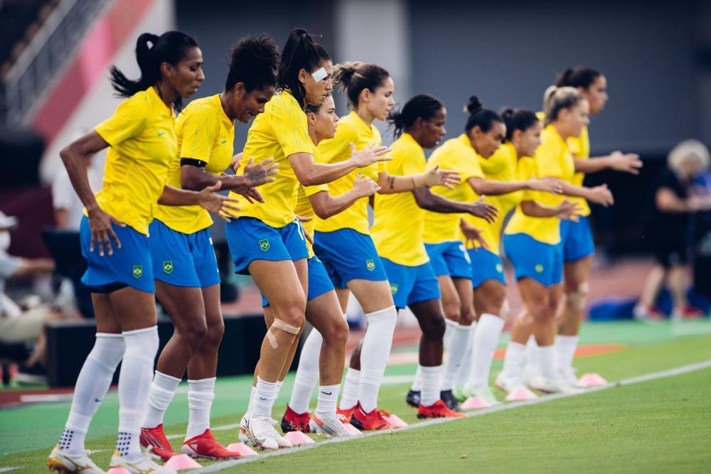 Seleção brasileira feminina é eliminada nos pênaltis pelo Canadá