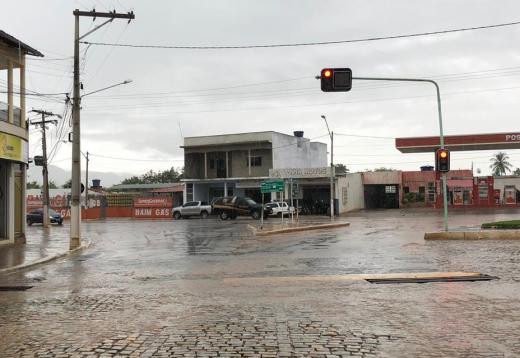 Meteorologia prevê volume de chuvas para os próximos 7 dias em Livramento