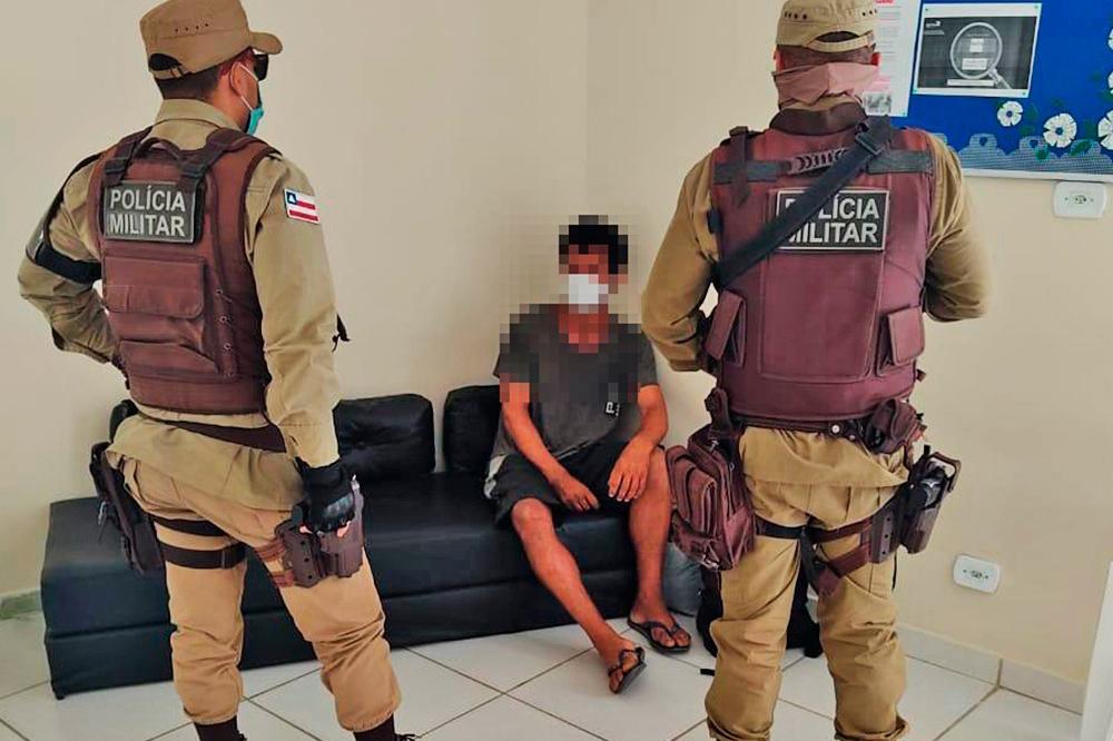 Homem que desapareceu em São Paulo, é encontrado por policiais na Bahia
