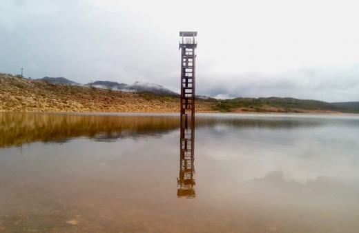 Rio de Contas: Nível da barragem Luis Vieira chega ultrapassa 21 milhões de M³ e Recarga chega a quase 7 milhões