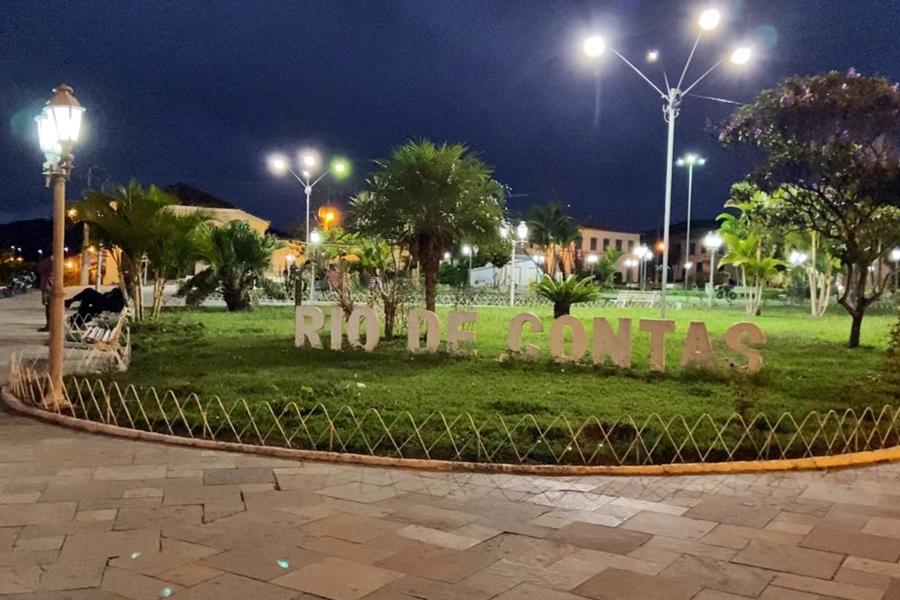 Toque de recolher estadual é cumprido no município de Rio de Contas