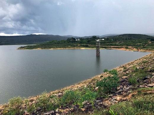 Rio de Contas: Recarga na Barragem Luis Vieira superou os 8 Milhões de M³ com chuvas de dezembro