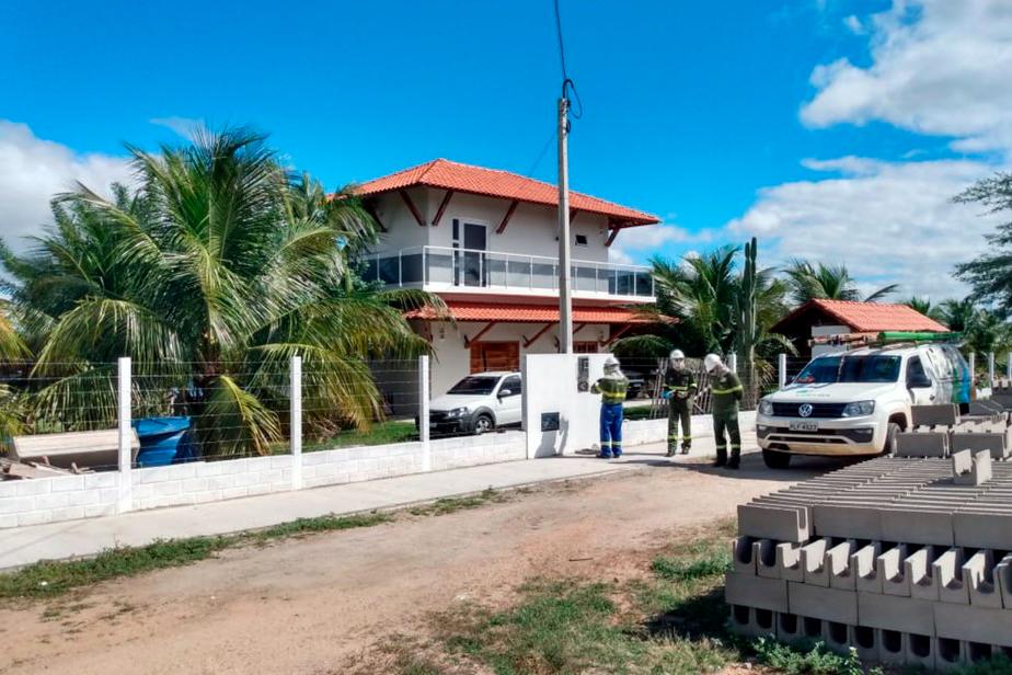 Coelba descobre 'gato' em casa de vereador de Paulo Afonso; desvio é de R$ 17 mil