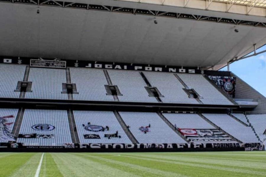 Governo de São Paulo libera 30% de público nos estádios a partir de 4 de outubro