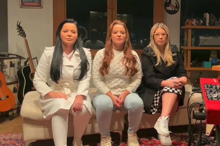 Marília Mendonça, Maiara e Maraísa anunciam música sobre violência contra mulher