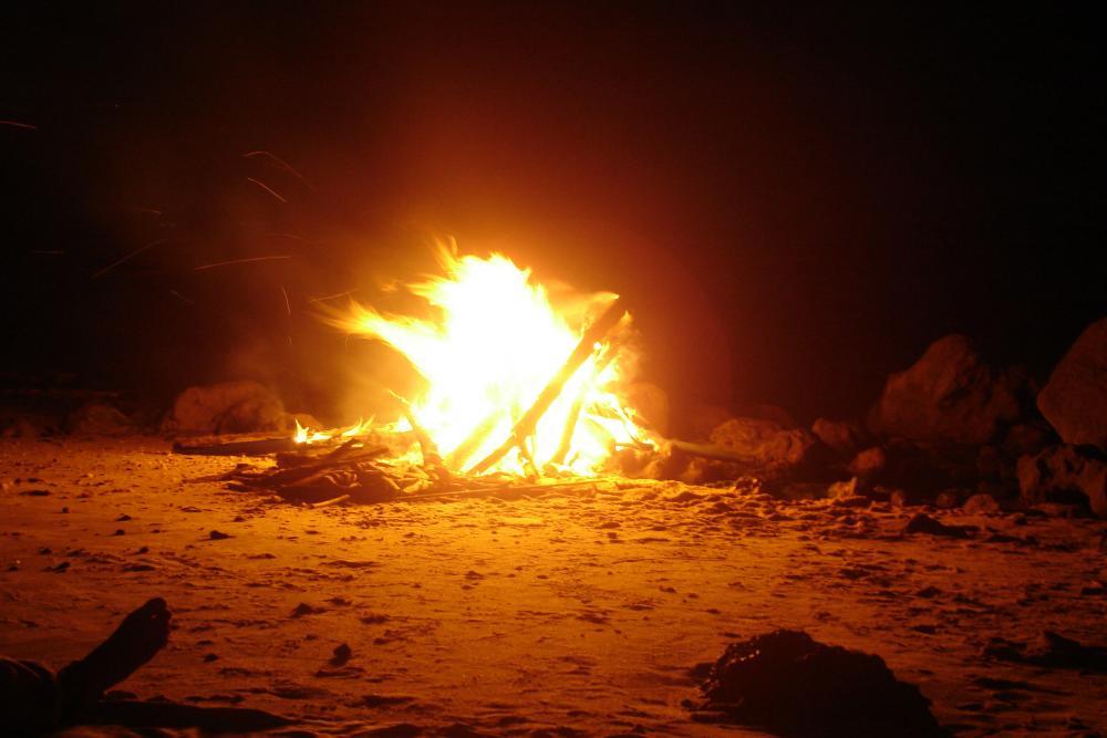 Fumaça da fogueira e dos fogos de artifícios podem agravar quadros de Covid-19