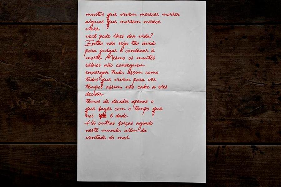 Polícia encontra carta deixada em esconderijo que o 'serial killer do DF' teria utilizado