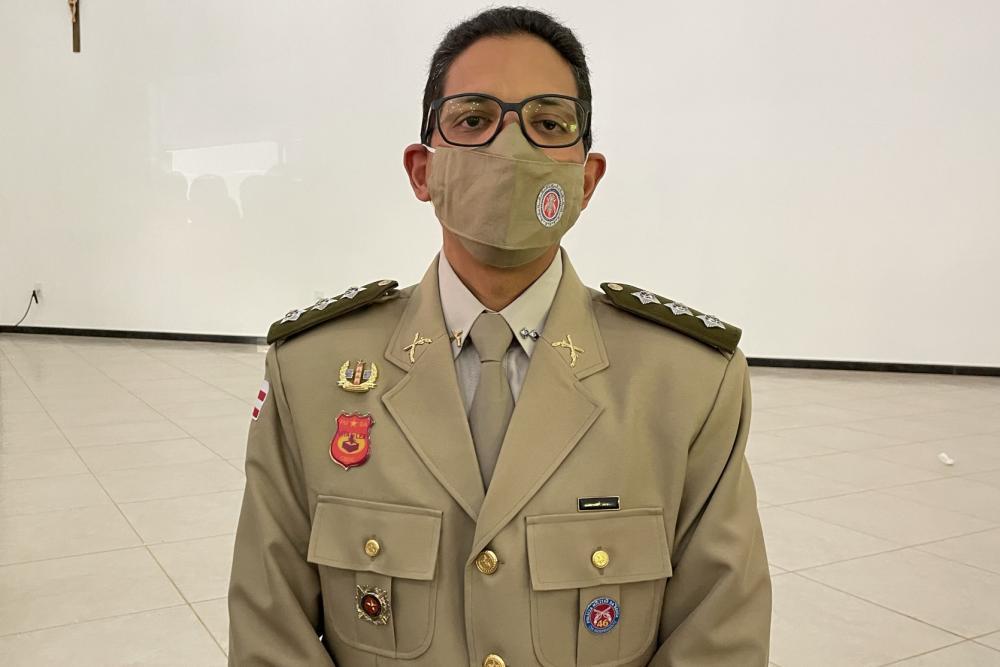 Capitão Wagner Rocha assume comando da 46ª CIPM de Livramento de Nossa Senhora