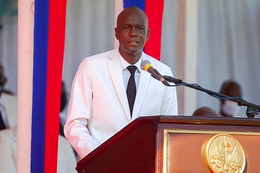 Presidente do Haiti é assassinado dentro da própria casa