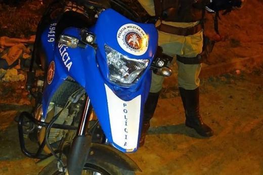 Polícia militar salva homem de 21 anos que tentava cometer suicídio em Caculé