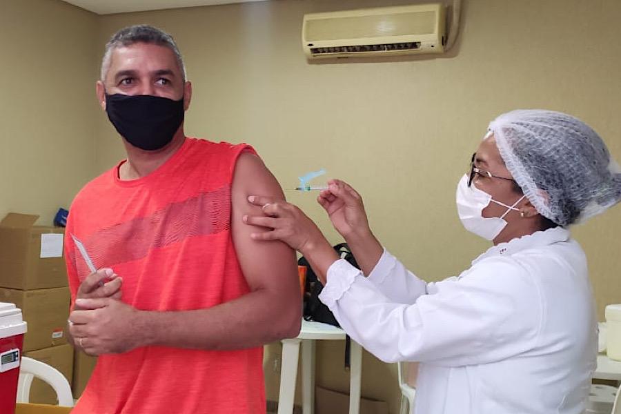 Bahia ultrapassa a marca de 5 milhões de vacinados