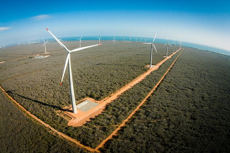 MP recomenda a Voltalia Energia do Brasil, suspensão das atividades de implementação de um parque eólico em Canudos