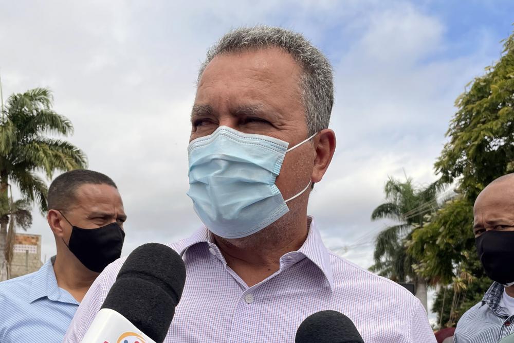 Rui diz que número de infectados pela Covid-19 parou de cair há quatro dias