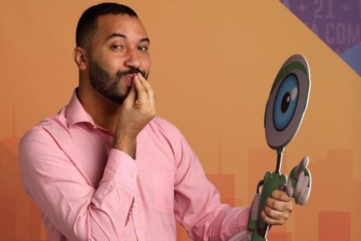 Gilberto é o último eliminado do BBB, com 50,87% dos votos