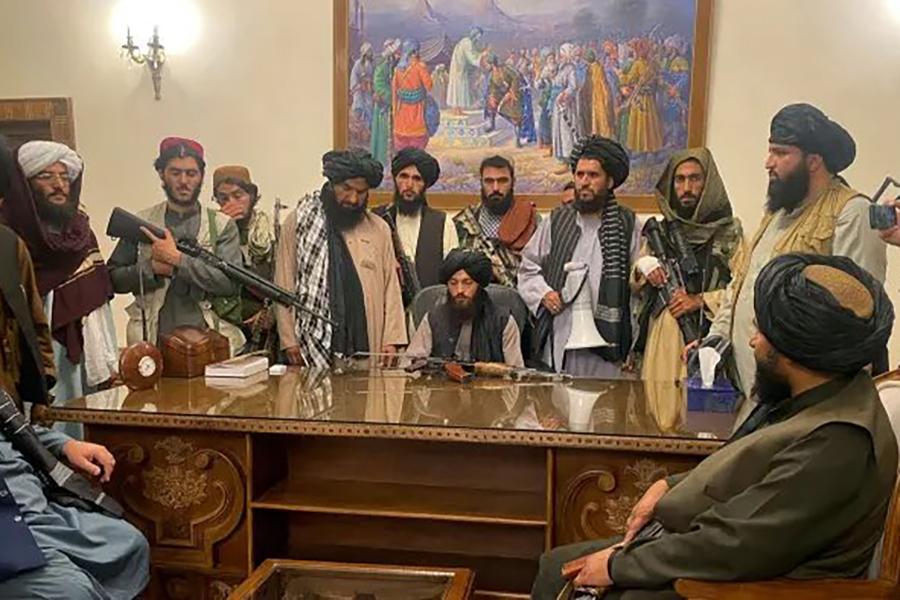 China e Rússia devem reconhecer Talibã como novo governo no Afeganistão