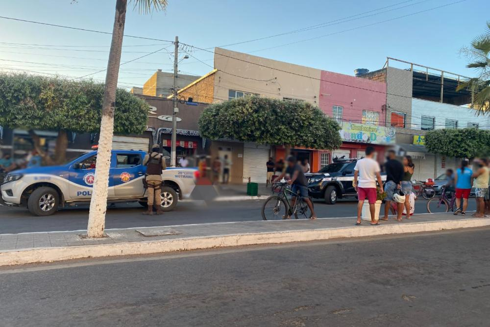 Ex-vereador é morto a tiros no centro de Ibotirama