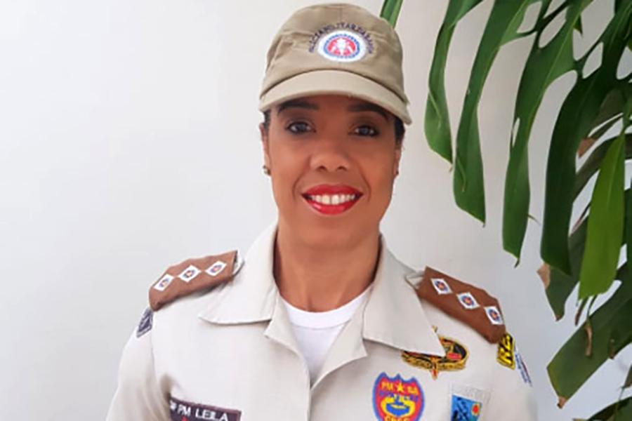 Brumado: Major Leila Gonçalves é nomeada comandante da 34ª CIPM