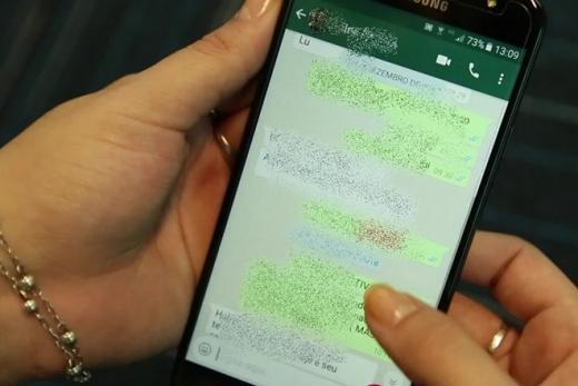 Nova atualização do WhatsApp vai bloquear print de conversas