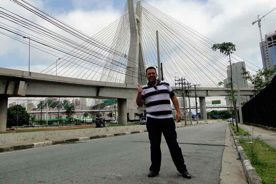 Morre jornalista Brumadense Daniel Simurro aos 58 anos