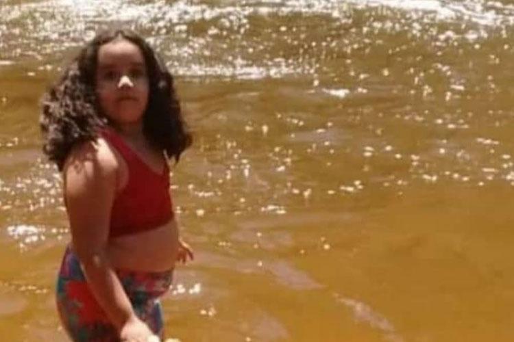 Livramento: Criança de 7 anos morre após ser arrastada por correnteza