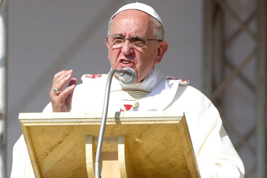 'Aborto é mais que problema, é um homicídio', diz Papa Francisco