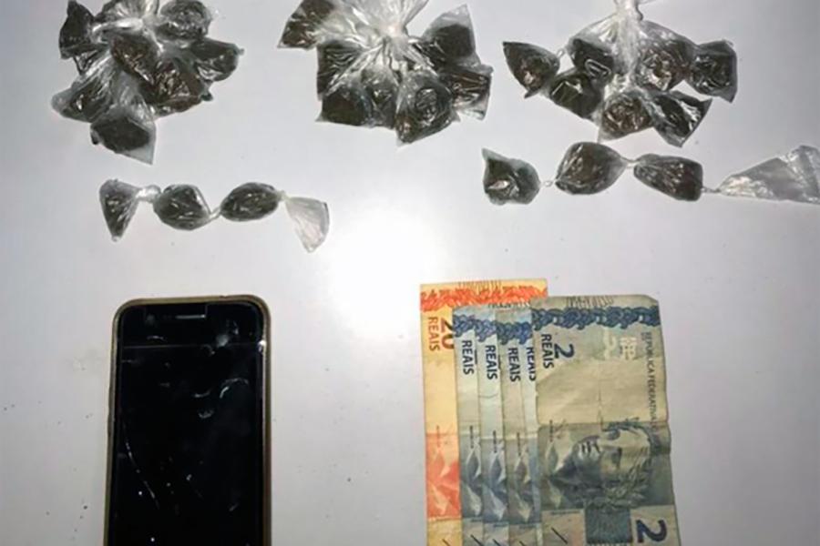 Livramento: Polícia detém homem acusado de tráfico de Drogas