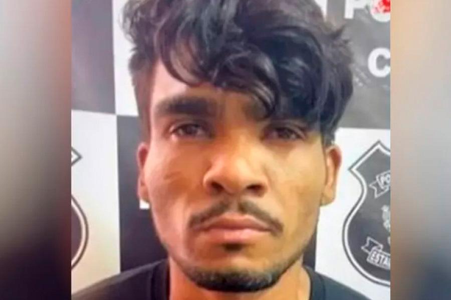Serial killer baiano atira em policial e quase mata outra família em Goiás