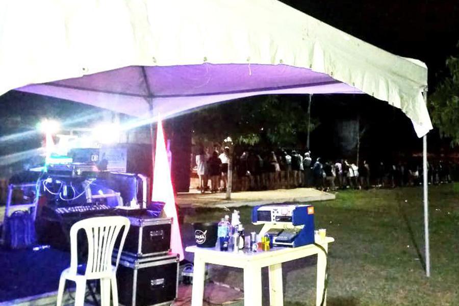 Polícia Militar encerra festa clandestina com 250 pessoas em Conquista