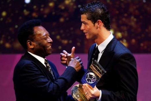 Cristiano Ronaldo iguala Pelé e se torna o segundo maior goleador da história do futebol