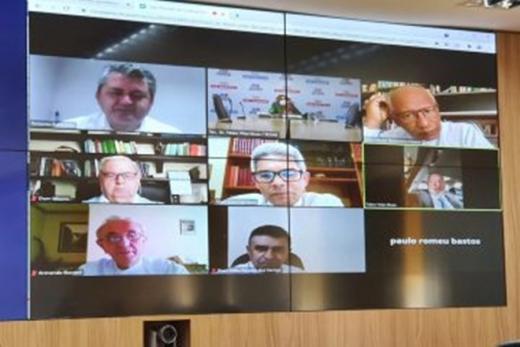 Em reunião com bispos da Bahia, Sesab reforça medidas de prevenção contra Covid-19