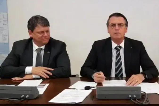 Ministro da Infraestrutura confirma visita de Bolsonaro a Bahia em setembro para assinatura de contrato da Fiol