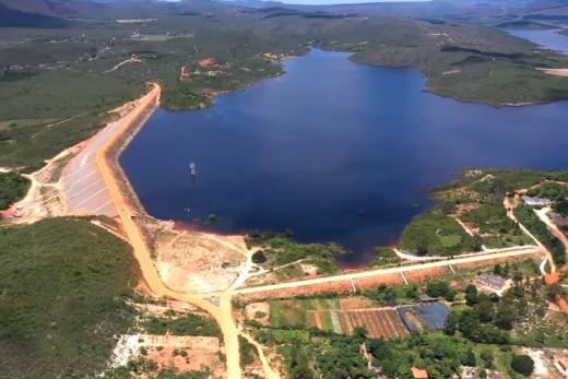 Rio de Contas: Barragem Luiz Vieira é recuperada e não existe mais risco de rompimento