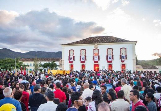 Rio de Contas: Festa de Corpus Christi pode se tornar Patrimônio Imaterial do país