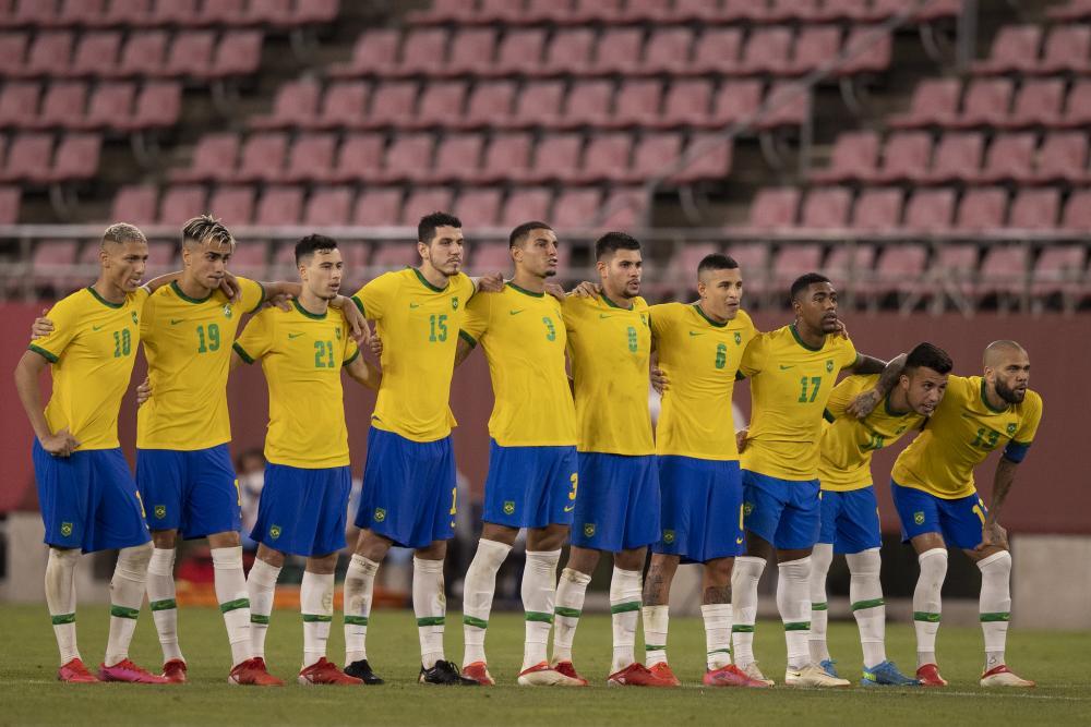 Futebol: Brasil supera o México e está na final das Olimpíadas