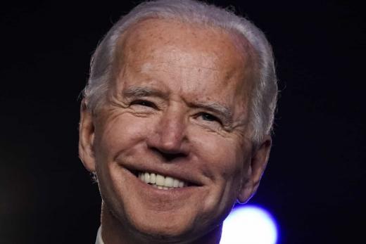 Joe Biden eleito presidente dos Estados Unidos