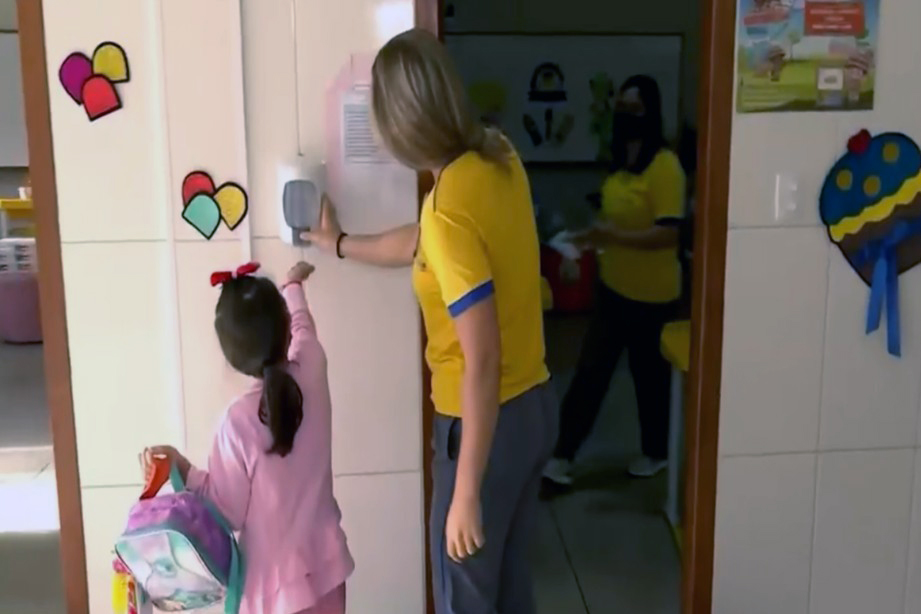 Escolas particulares de Vitória da Conquista retomam as aulas semipresenciais