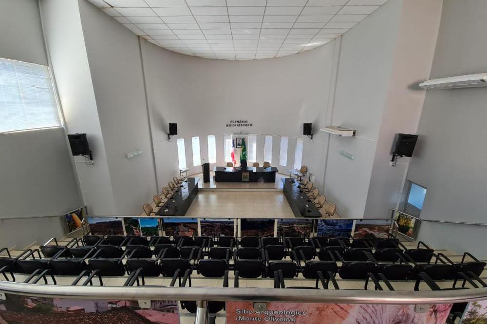 Livramento: Câmara de Vereadores retoma sessões presenciais nesta sexta-feira  17
