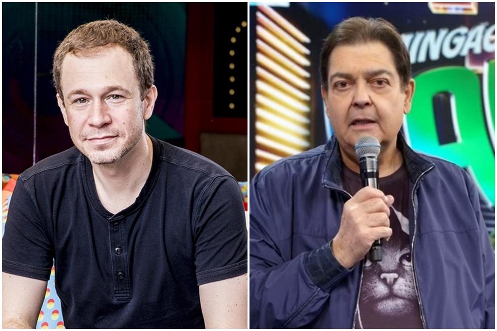 Globo antecipa saída de Faustão e Tiago Leifert comanda 'Domingão'