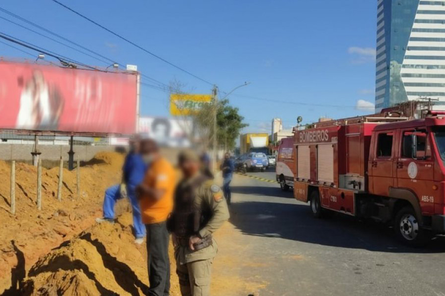 Polícia investiga deslizamento de terra que deixou três mortos em Conquista