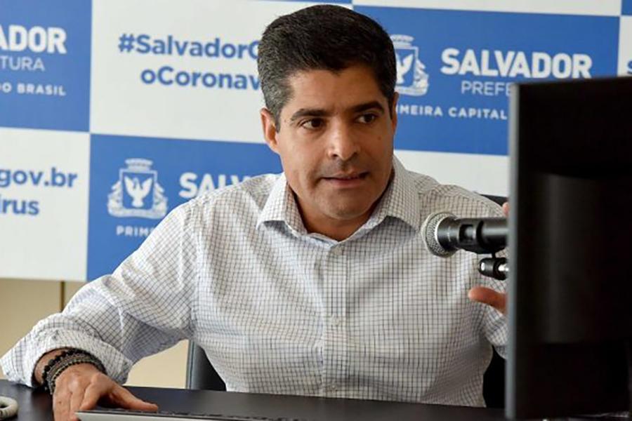 ACM Neto lidera pesquisa de intenção de voto ao governo da Bahia, com 41%