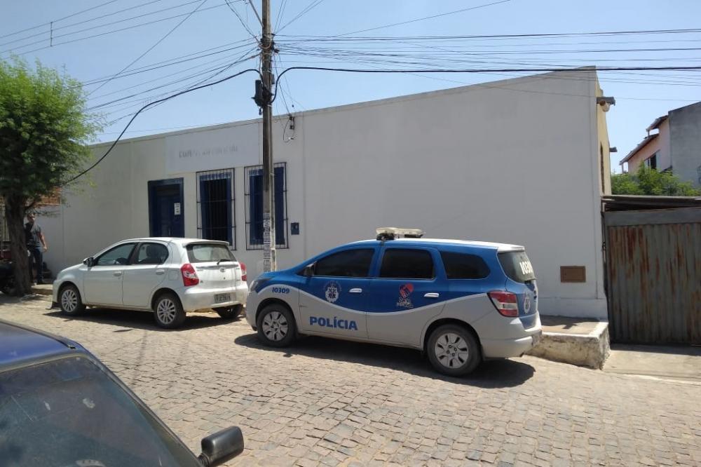 Homem é preso em Aracatu acusado de importunação sexual