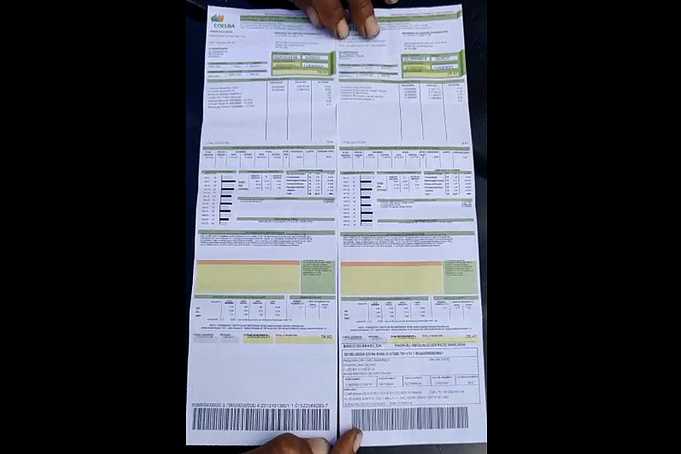 Senado pode votar na terça fim da tarifa mínima em contas de água, luz e telefone