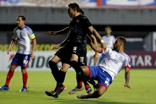 Bahia perde para o City Torque e é eliminado da Sul-Americana