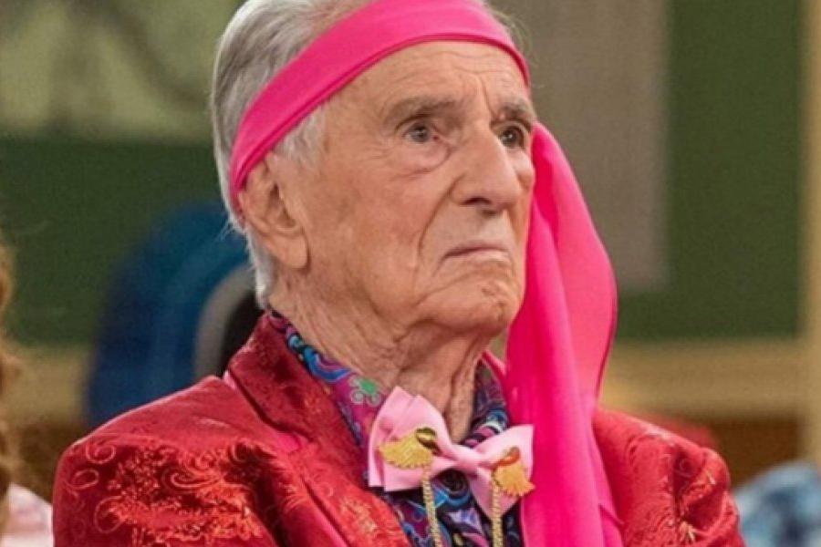 Orlando Drummond morre aos 101 anos