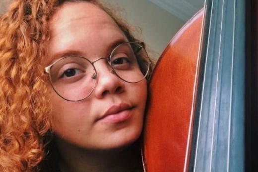 Aos 22 anos, filha do cantor Canindé morre por complicações da Covid-19