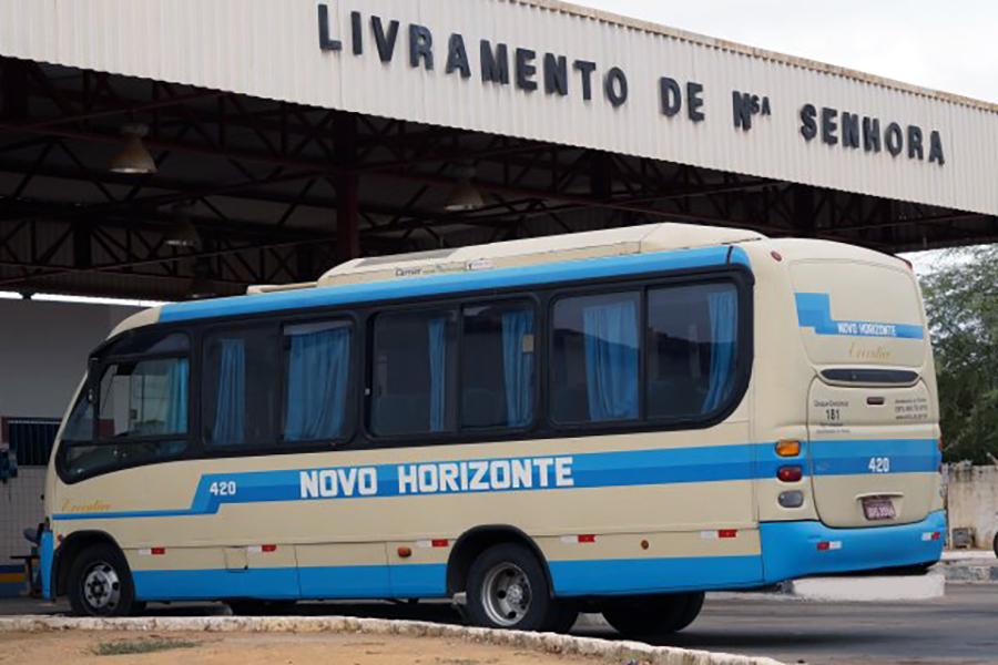 Com liminar da Justiça, Viação Novo Horizonte mantêm transporte intermunicipal durante São João