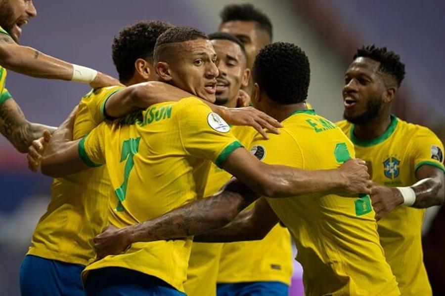 Copa América: Brasil vence a Venezuela na estreia por 3 a 0