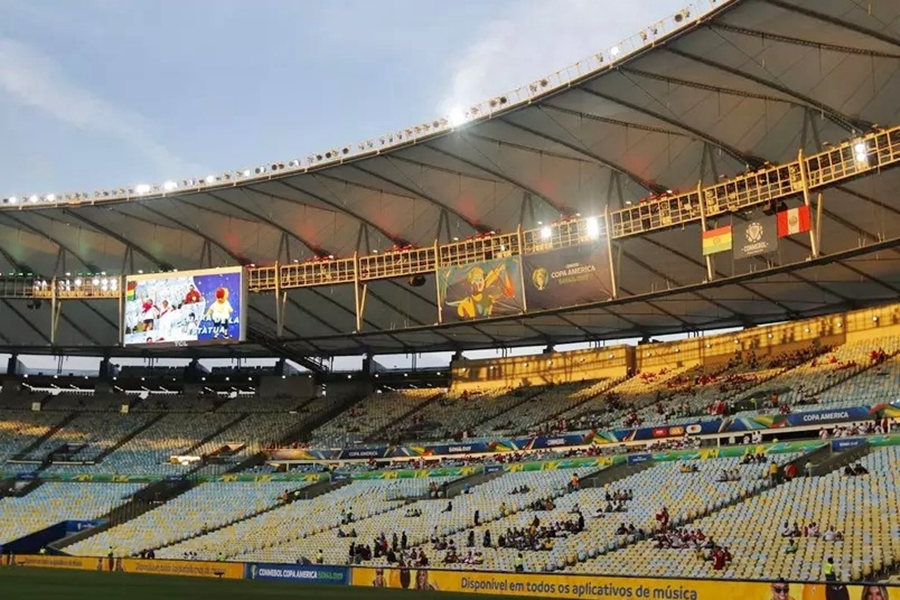 STF forma maioria para rejeitar ação contra Copa América
