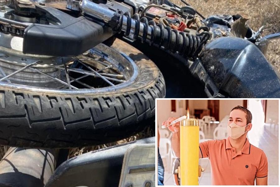 Livramento: Motociclista morre após ser atingido por caminhão na BA-152